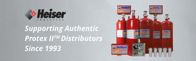 Heiser Supporting Authentic Protex 2 Distributors Since 1993. Protex merchandise